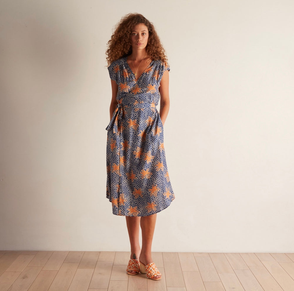Odells Wrap Dress