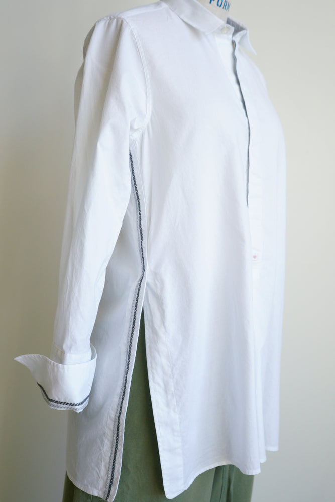 Fil Noir white shirt