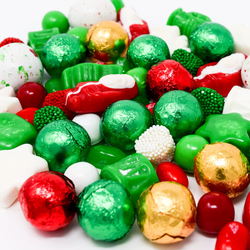 Deluxe Christmas Mix 1 lb