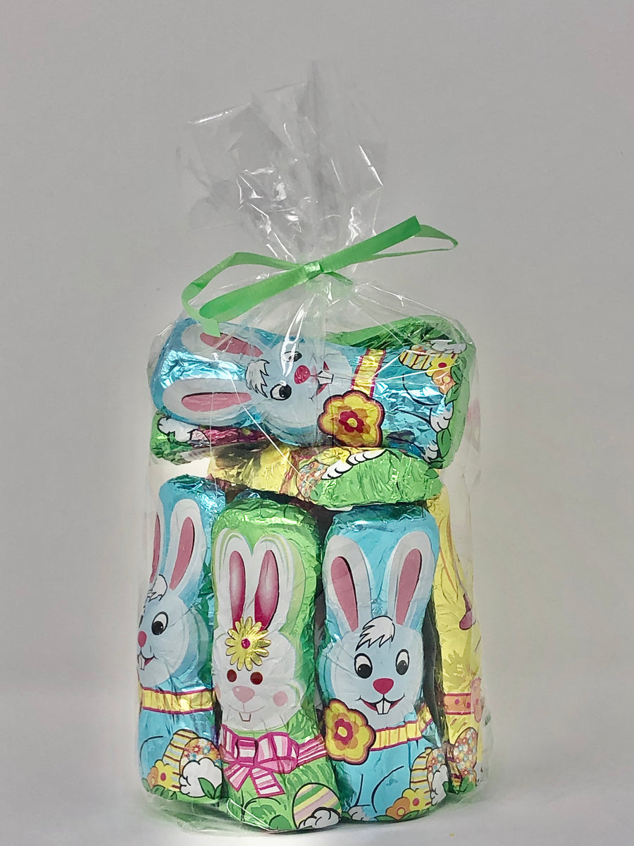 1LB Bag of Squatty rabbits milk chocolate