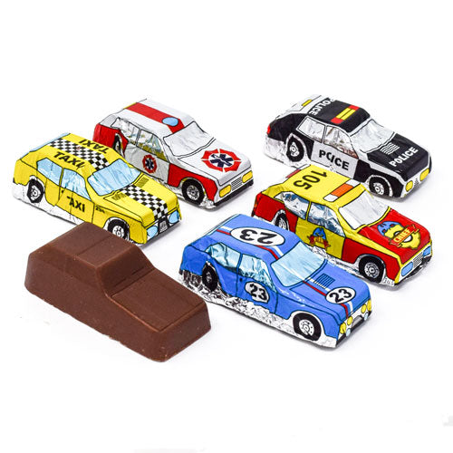 Mini Race Cars 6 pc