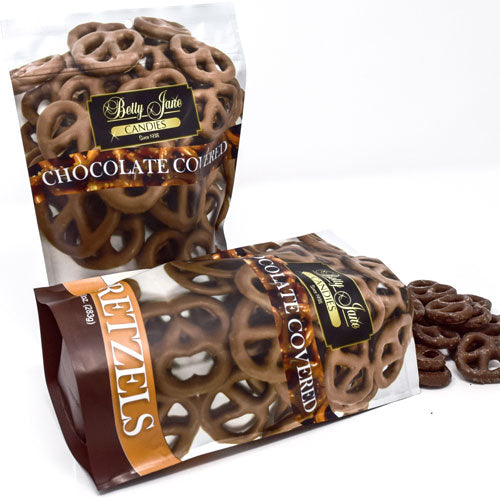 Pretzels Milk Chocolate 10 oz