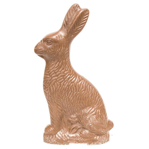 Chocolate Sitting Rabbit 15 oz