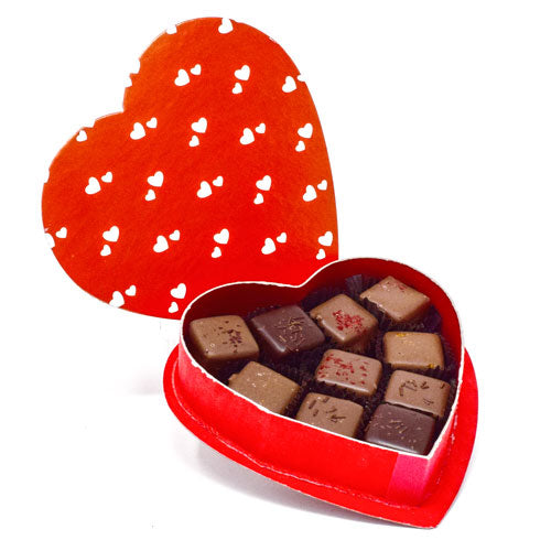 Heart Truffle Assortment 5 oz
