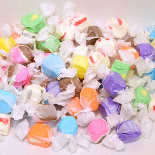 Salt Water Taffy Assorted 1 lb