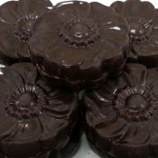 Cocoa Blossoms Dark Chocolate 1 lb