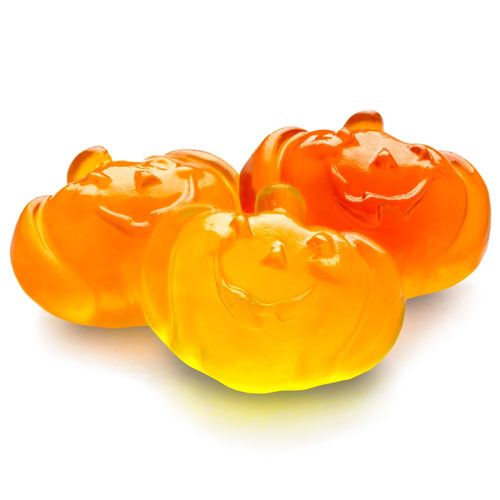Fall Gummy Pumpkins