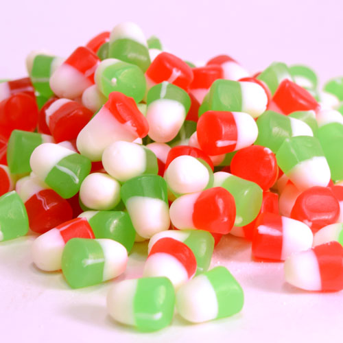 Holiday Juju Candy