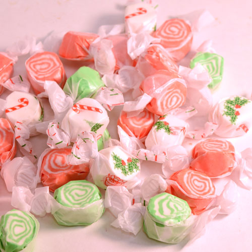 Salt Water Nougat Holiday Taffy