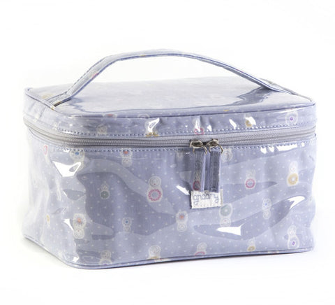 Babushka Travel Case Toiletry Bag