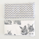 Wheat Bag Heat Pillow - Bunny