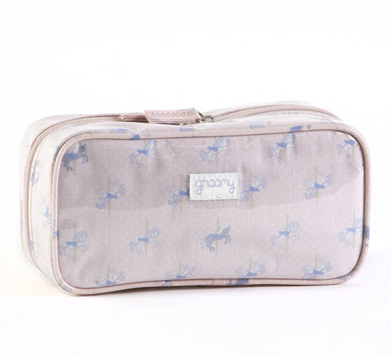 Carousel Overnight Toiletry Bag
