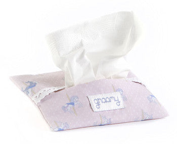 Carousel Pocket Tissue Holder