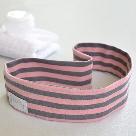 Face Washing Headband - Stripe