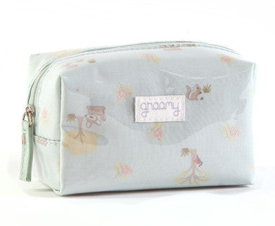 Woodland Makeup Pouch