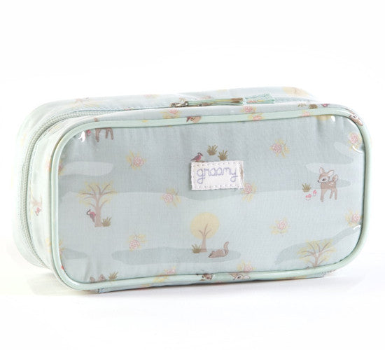 Woodland Overnight Toiletry Bag