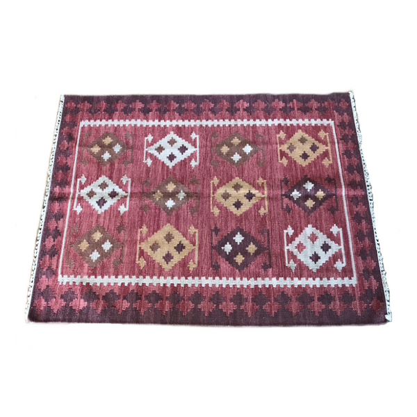 Kelim rug Hua - Zetuké Home Decor