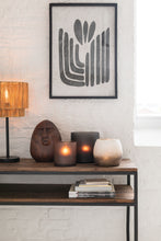 Load image into Gallery viewer, Table lamp with cord lampshade