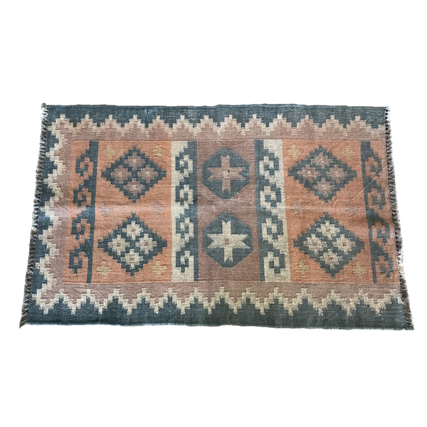 Kelim rug Mraba - Zetuké Home Decor