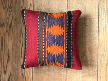 Load image into Gallery viewer, Kilim pillow Mzuri