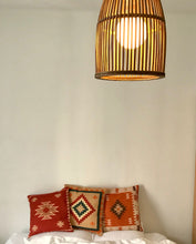 Load image into Gallery viewer, Lampshade bamboo / rattan - Zetuké Home Decor
