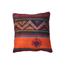 Load image into Gallery viewer, Kilim pillow Kimya