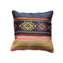Load image into Gallery viewer, Kilim pillow Yelu