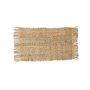 Jute doormat/placemat - Zetuké Home Decor