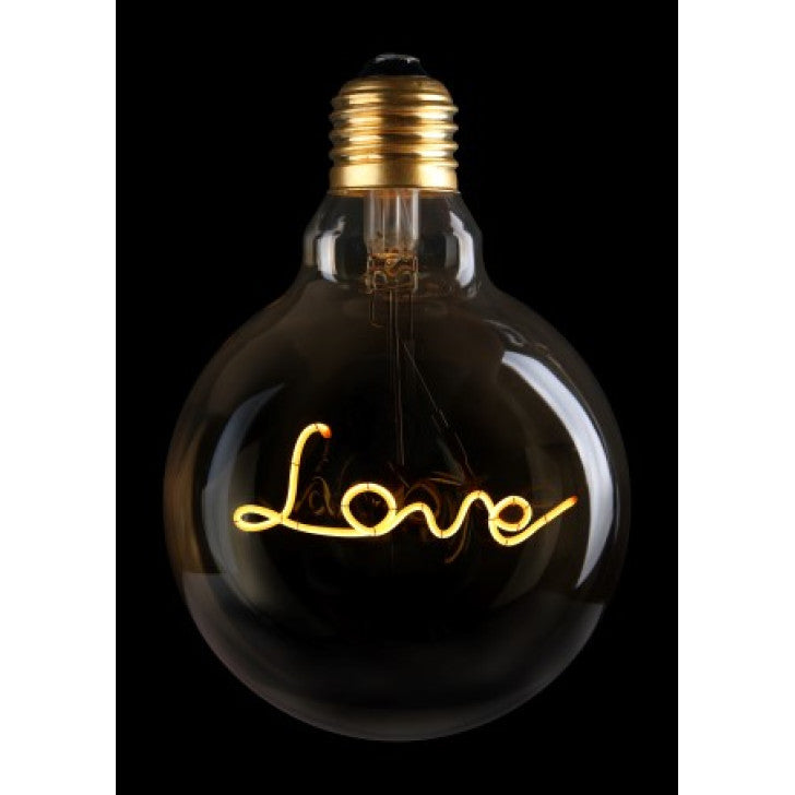 Love light bulb - Zetuké Home Decor