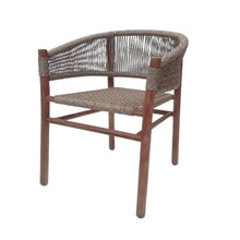 Load image into Gallery viewer, Teak chair viro seat