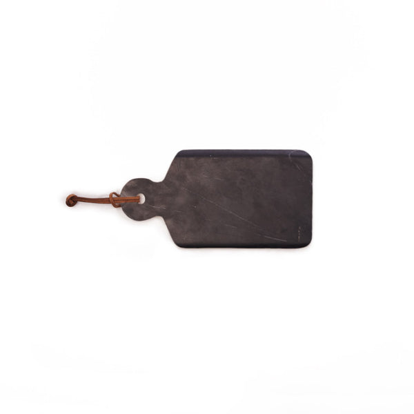 Small black marble cutting board - Zetuké Home Decor