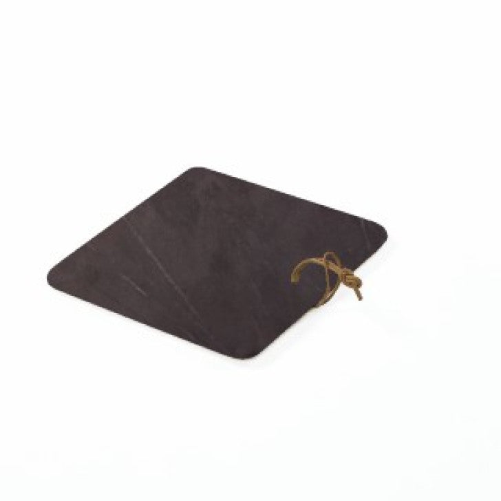 Black square marble cutting board - Zetuké Home Decor
