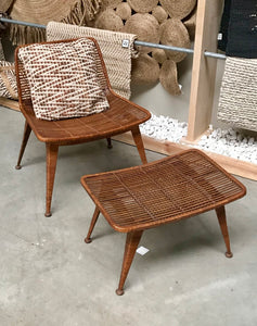 Rattan chair honey - Zetuké Home Decor