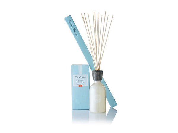 Circa Home ginger ylang ylang reed diffuser natural room fragrance