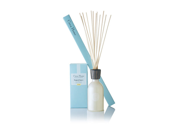 Circa Home mango papaya reed diffuser natural room fragrance