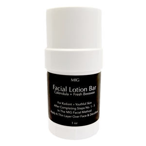 FACE Lotion Bar/Serum Stick (30 ml)