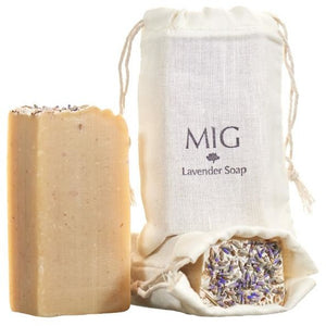 Lavender Soothing Soap With Oat