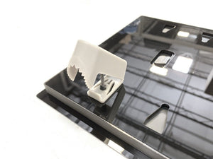 iWalldock™ Extra Clamps (Pair) In-Wall Tablet Mount Dock