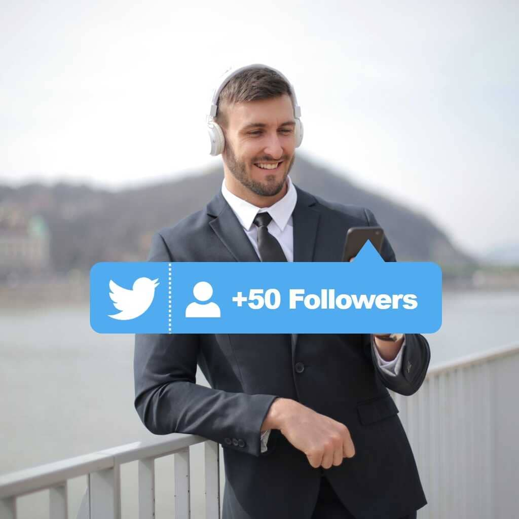50 international free twitter followers