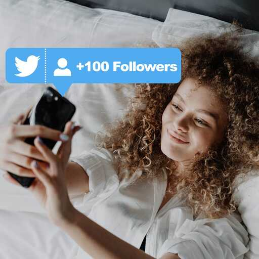 buy 100 twitter targeted followers