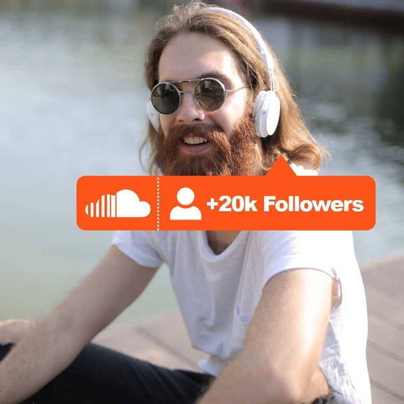 buy 20k soundcloud followers