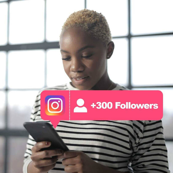 buy 300 targeted ig followers