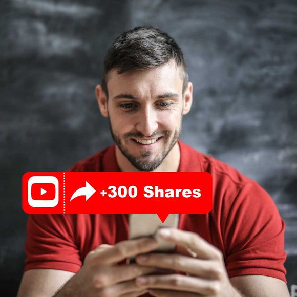 buy 300 youtube shares