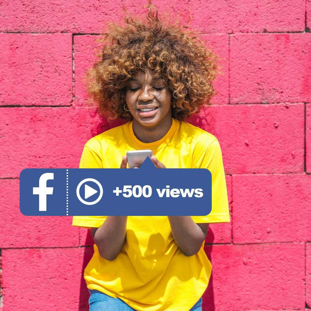 buy 500 fb video views