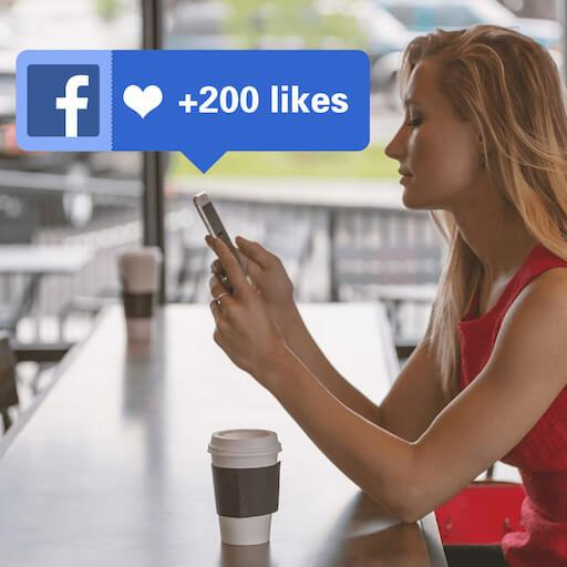 buy facebook 200 post likes