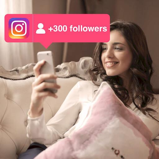 Buy Instagram Followers 300 - FamousFollower