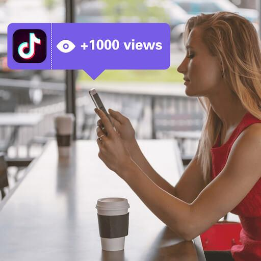 buy tiktok views - 1000