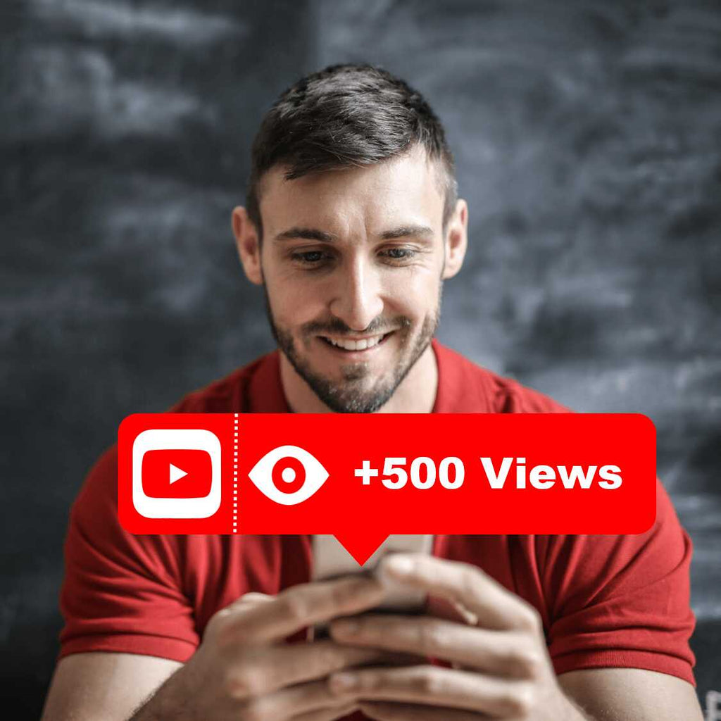 buy youtube 500 views