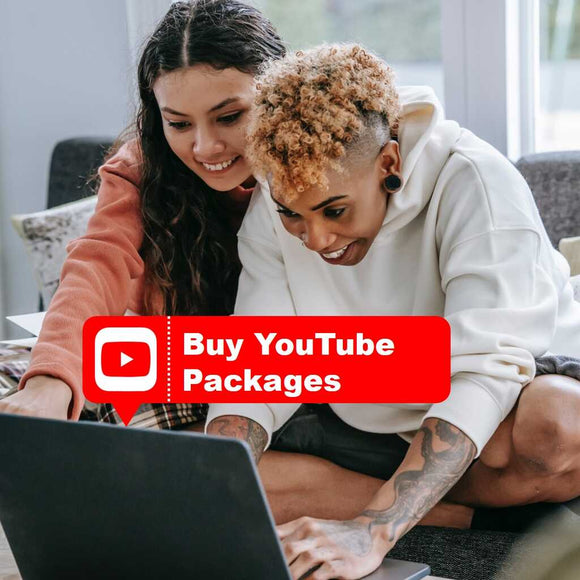 buy youtube packages