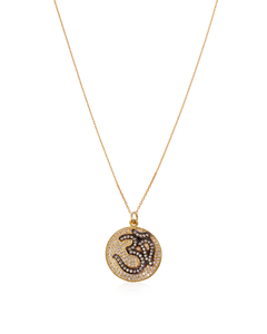 Auspicious Om Necklace